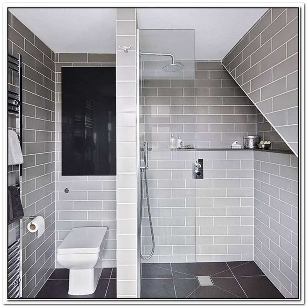 Designer Grey Bathroom Modern