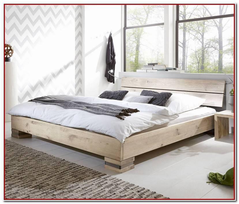 Desire Bett 140×200 Weiß
