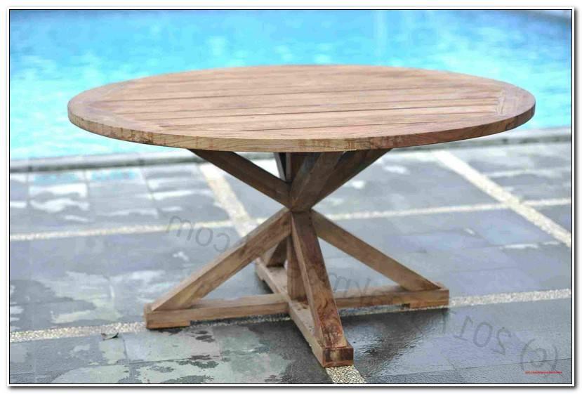 Desire Gartentisch Ausziehbar Holz