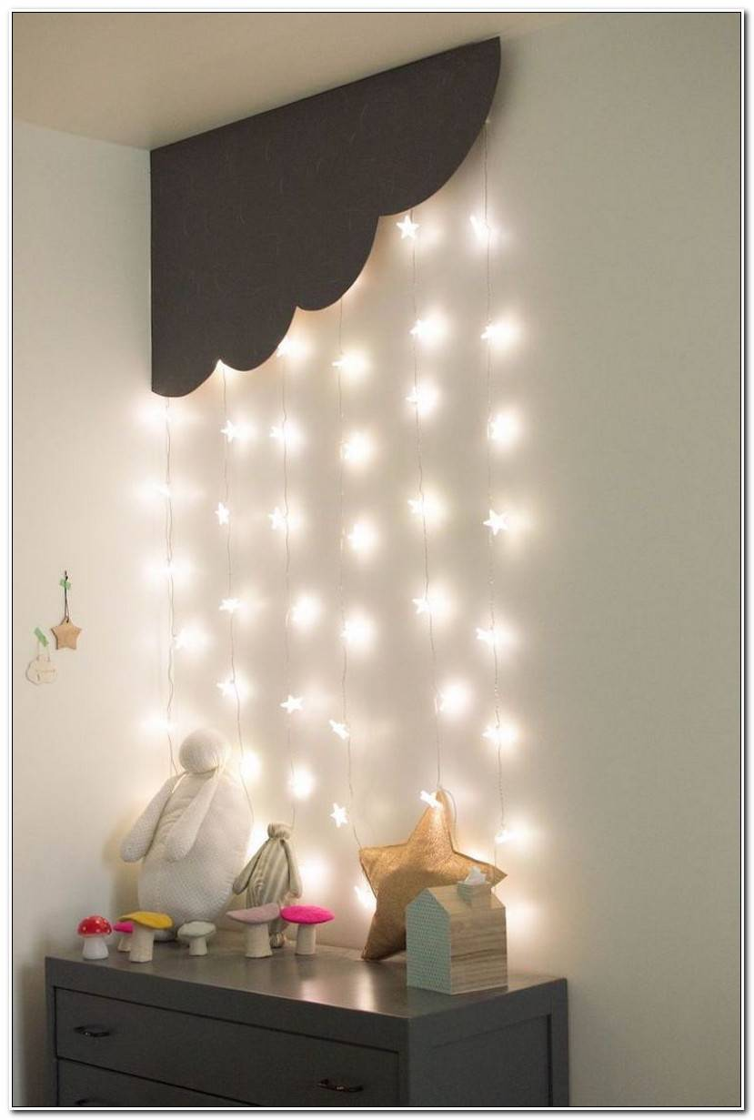 Desire Kinderzimmer Wandlampe