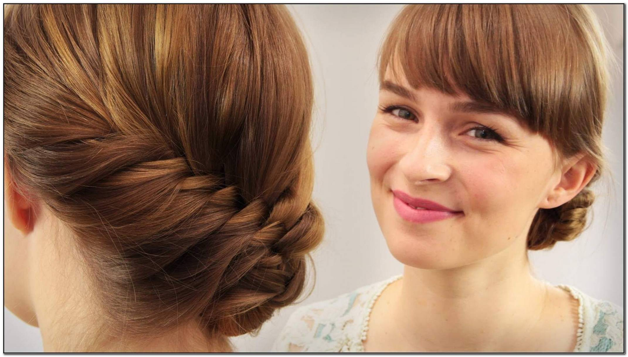 Einfache Frisuren FüR HochzeitsgäSte