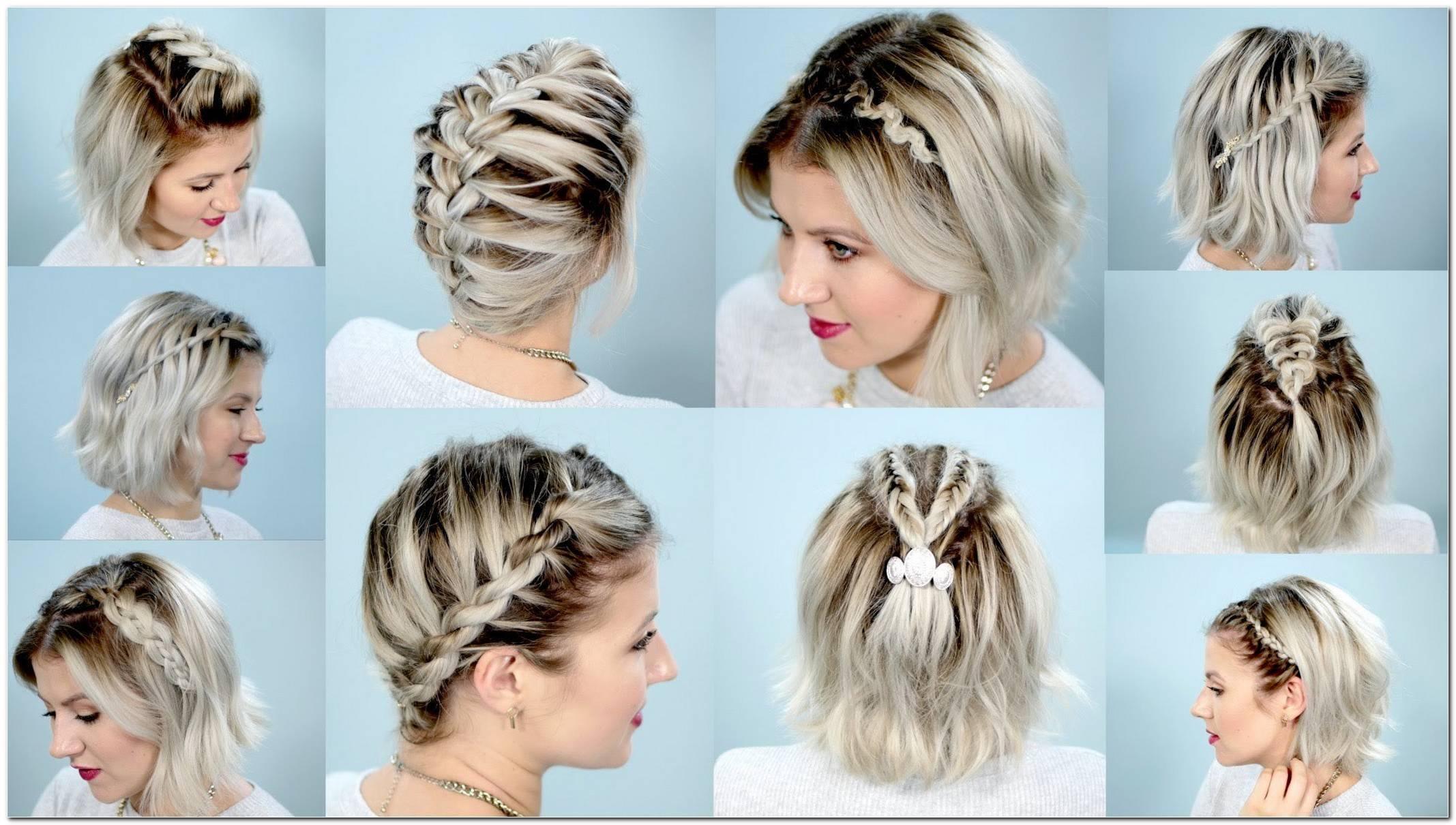 Einfache Frisuren FüR Jeden Tag Mittellange Haare