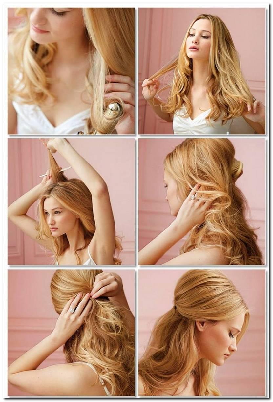 Einfache Frisuren FüR Kurze Haare Zum Selber Machen