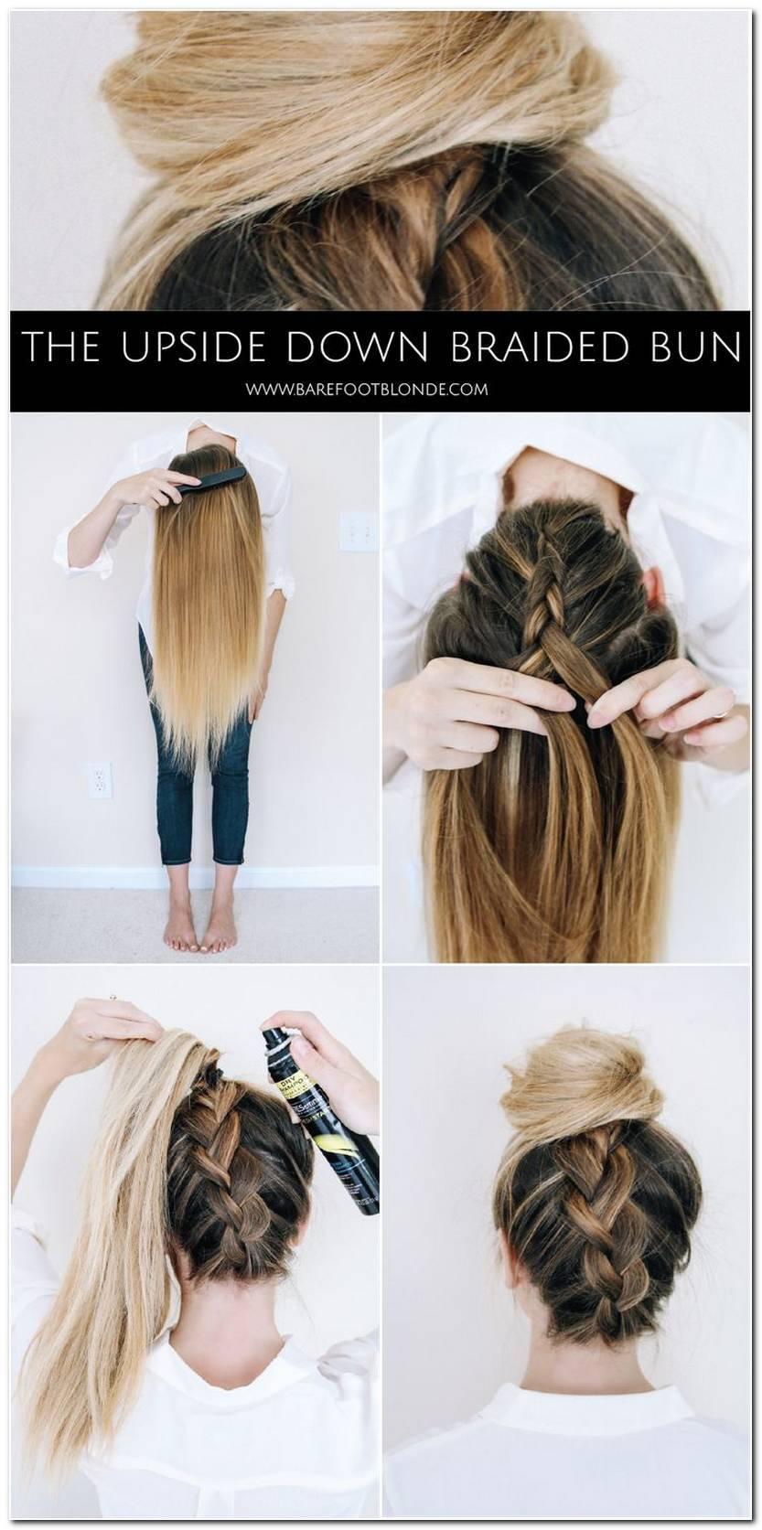 Einfache Frisuren FüR Schulterlange Glatte Haare