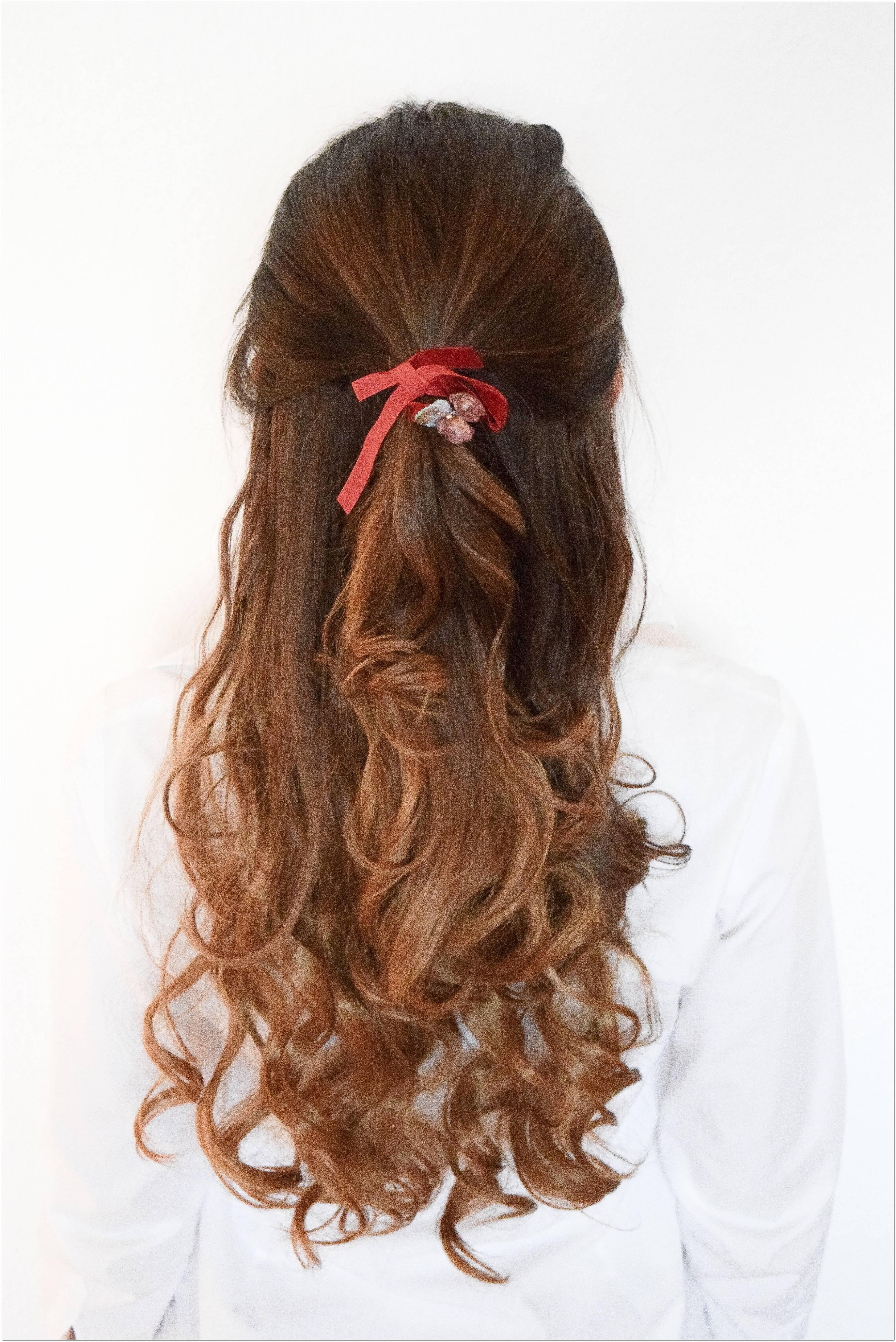Einfache Frisuren Haarband