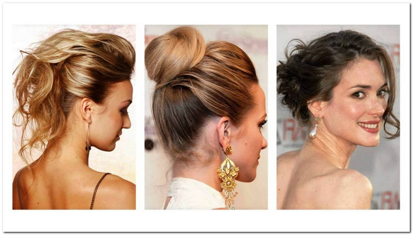 Einfache Frisuren Selber Machen Mittellang