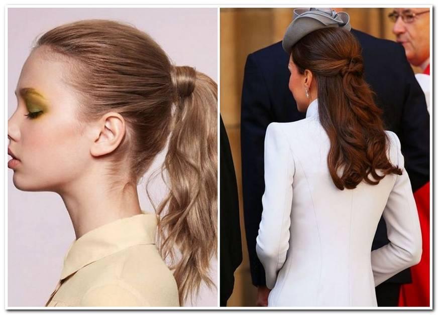 Einfache Frisuren Selber Machen Offene Haare