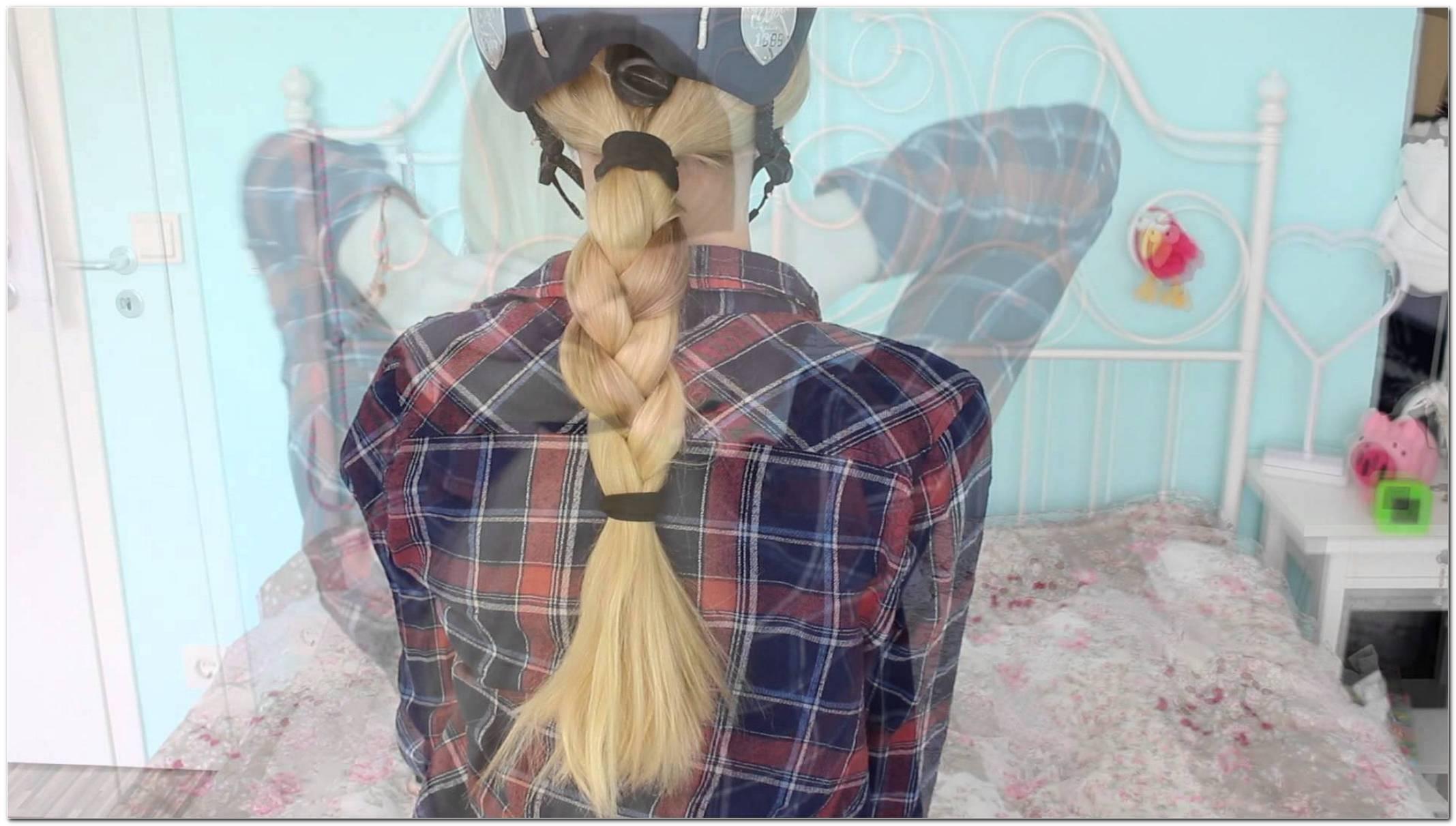 Einfache Frisuren Zum Reiten