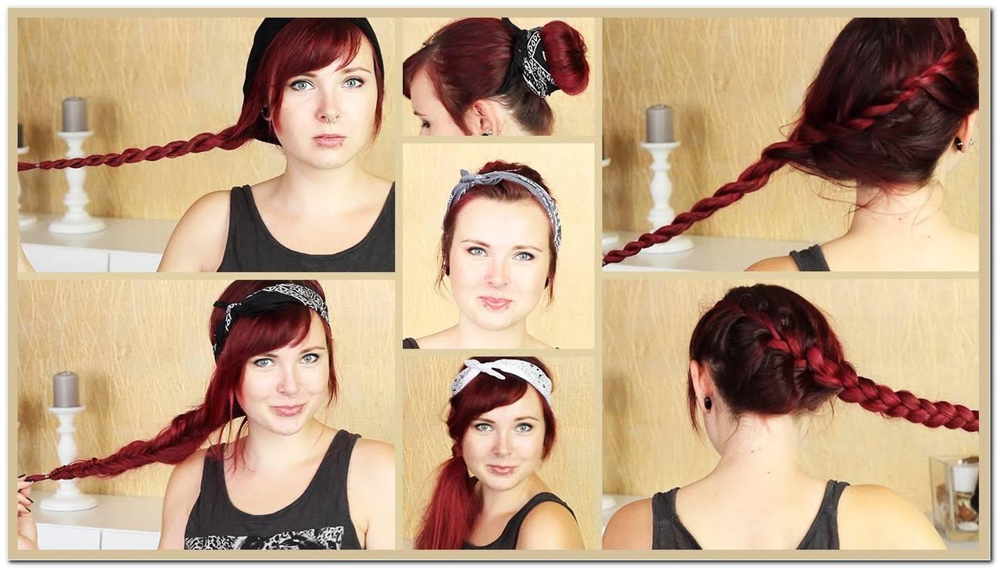 Einfache Rockabilly Frisuren