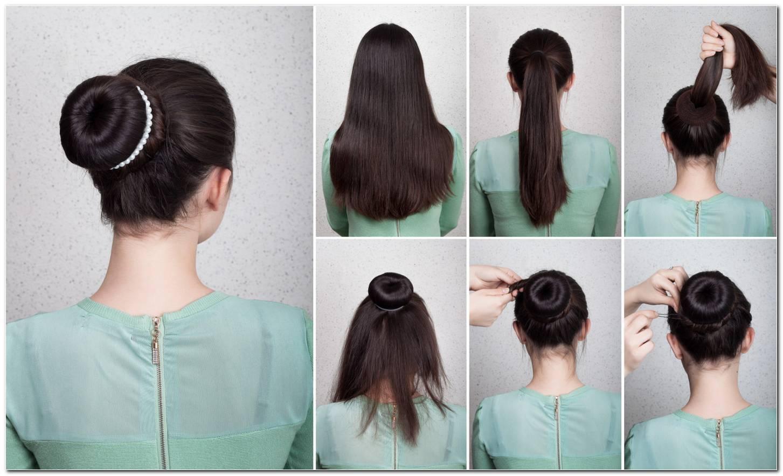 Einfache Schnelle Frisuren Anleitung