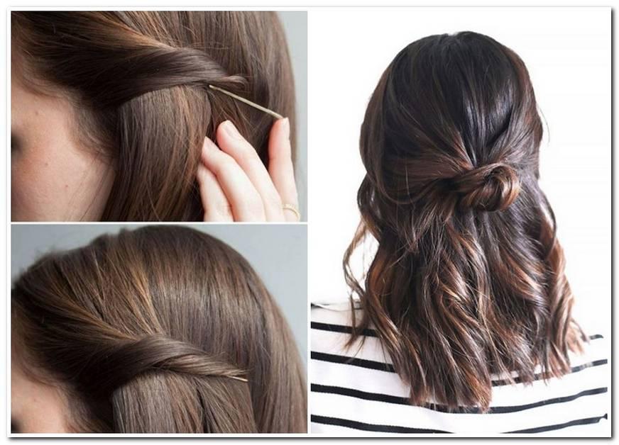 Einfache Zopf Frisuren Anleitung
