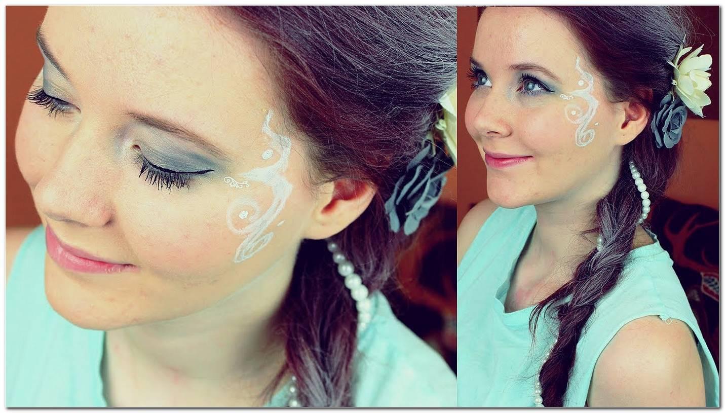 EisköNigin Frisur Elsa