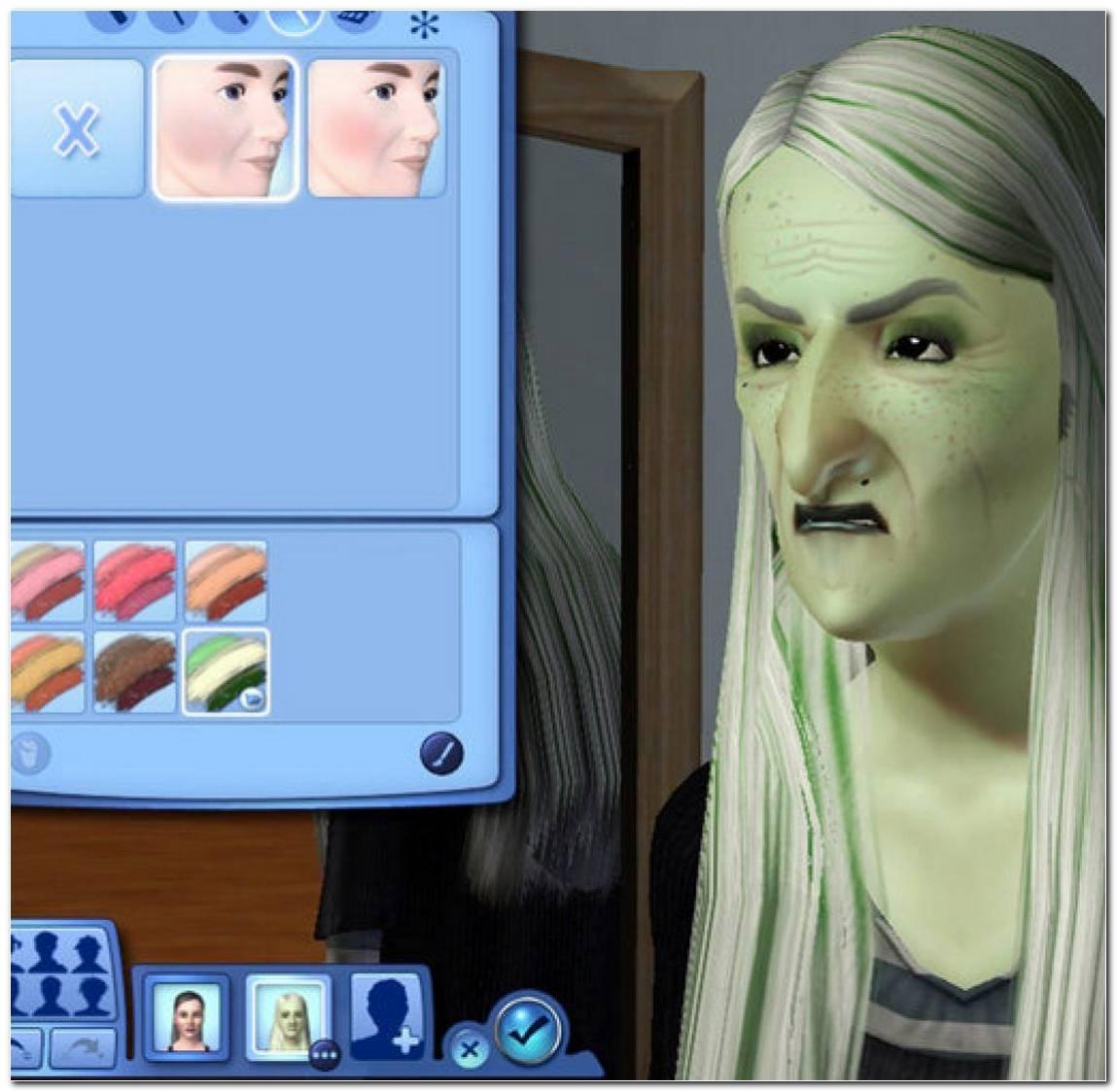 Eitungdie Sims 3 Frisuren