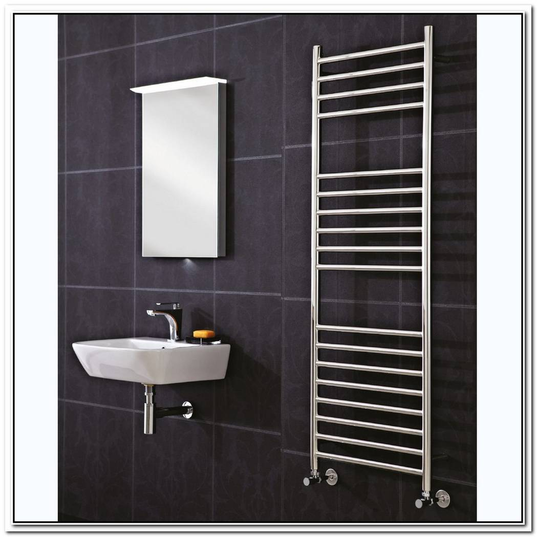 Electrically Heated Towel Rack