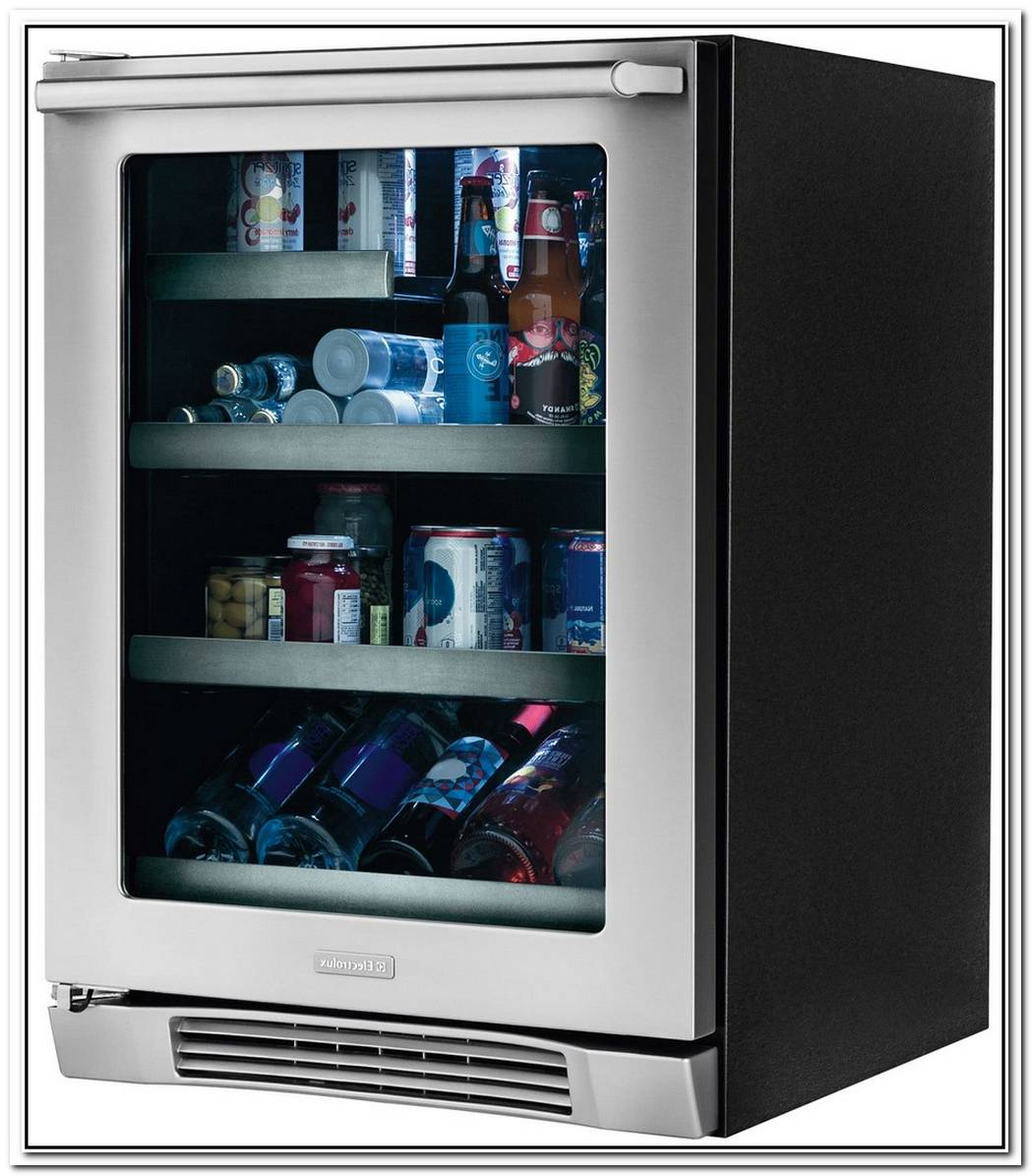 Electrolux Green Color Fridge Freezer