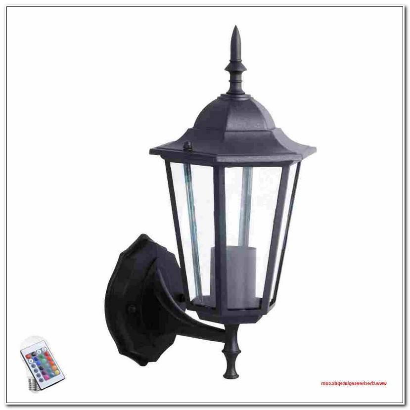 Elegant Balkon Lampe