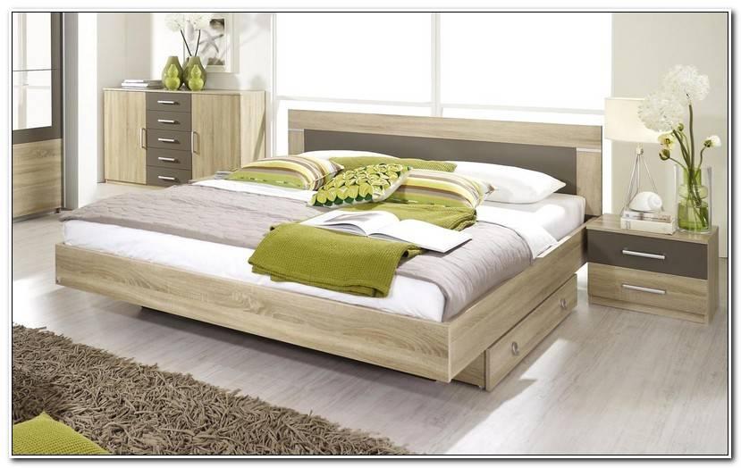 Elegant Bett 180%C3%97200 Massivholz