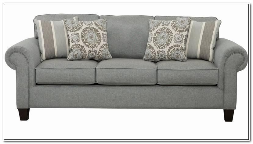 Elegant Couch Leder