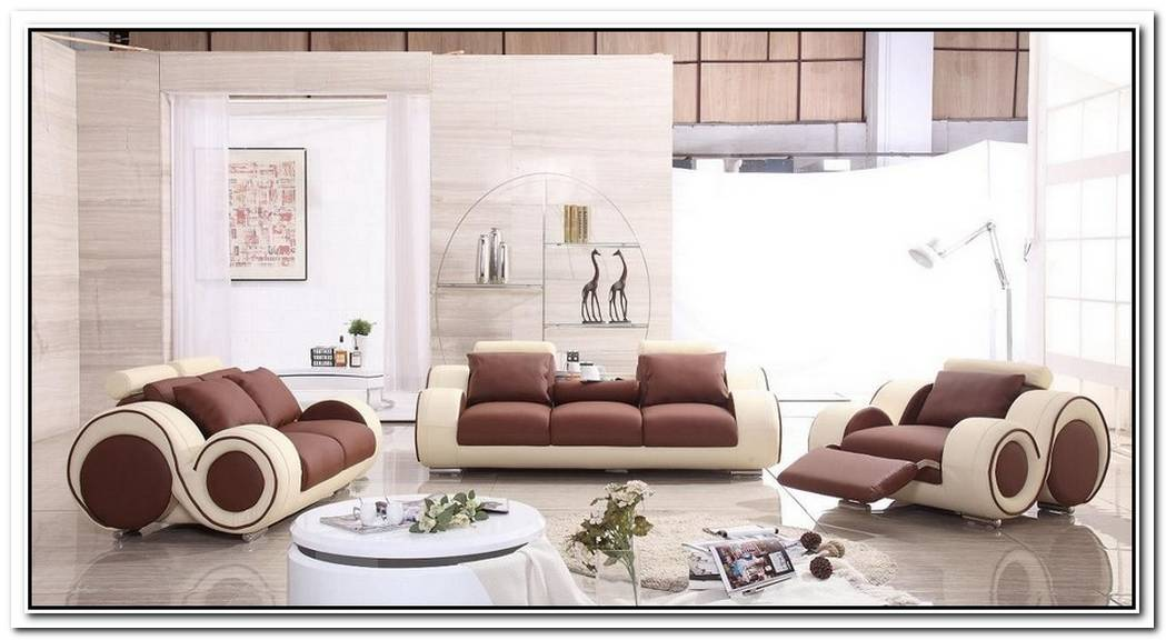 Elegant Franco Leather Sofa
