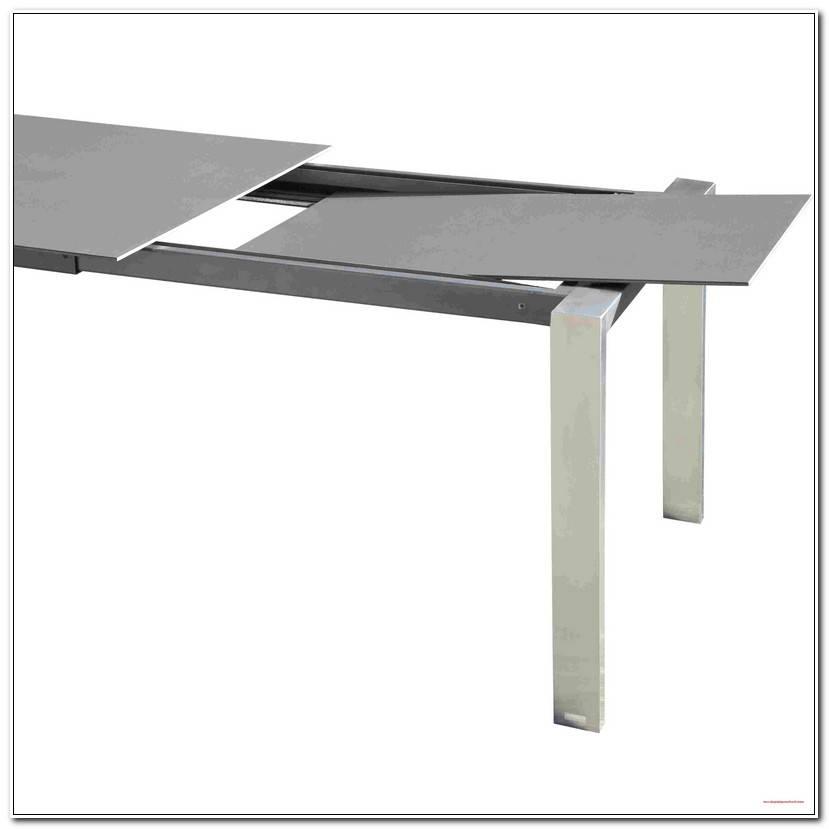 Elegant Gartentisch Ausziehbar Aluminium