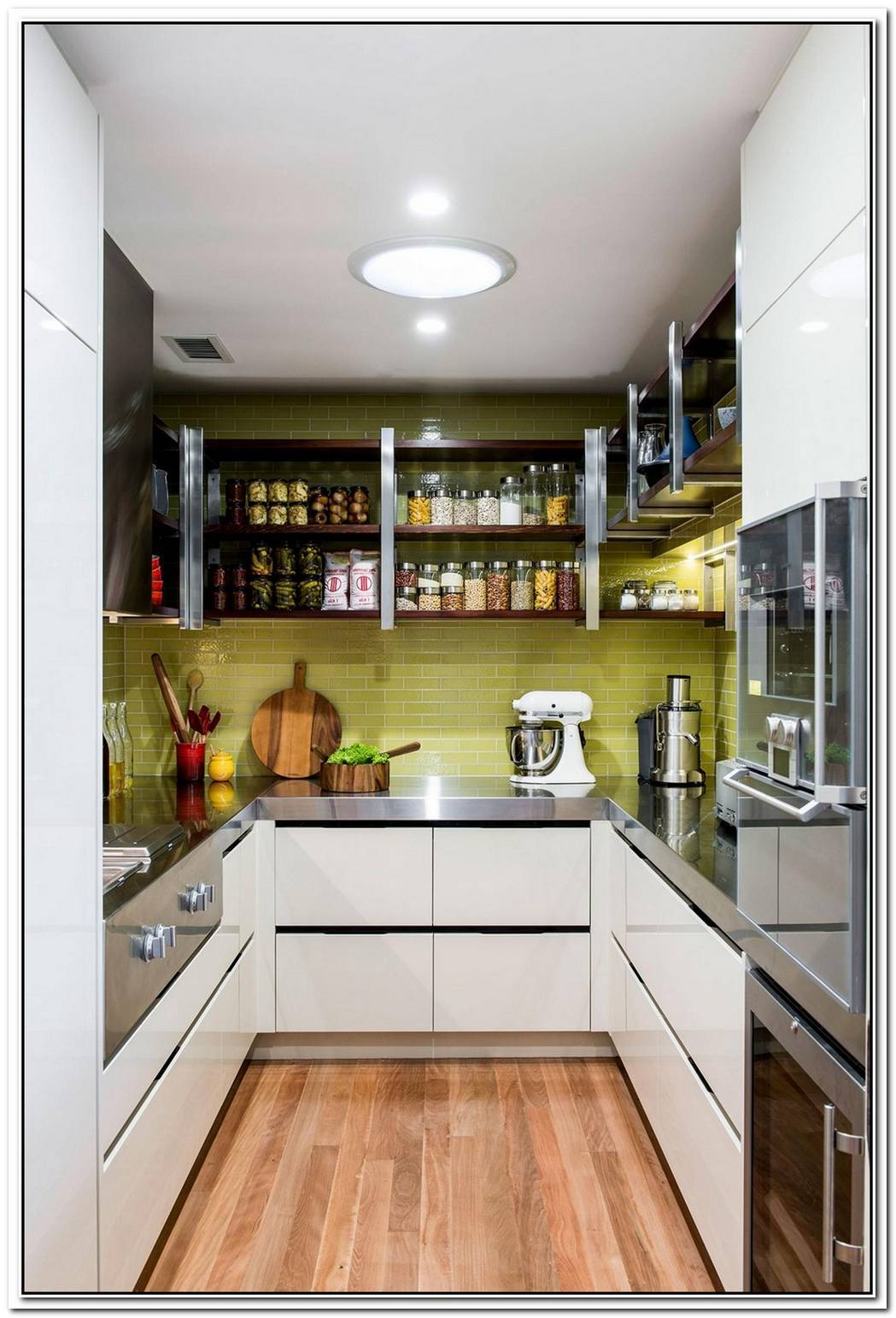 Elegant Kitchen Design By Darren James