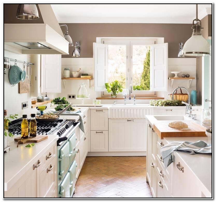 Elegante Amueblamiento De Cocinas Galería De Cocinas Decoración