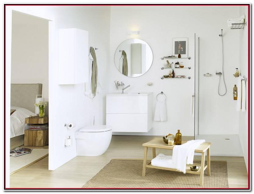 Elegante Banco Para Baño Colección De Baños Decorativo