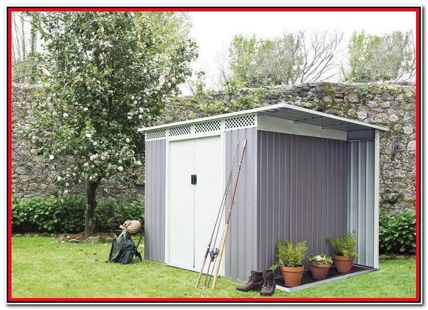 Elegante Casetas Jardin Metalicas Fotos De Jardín Idea