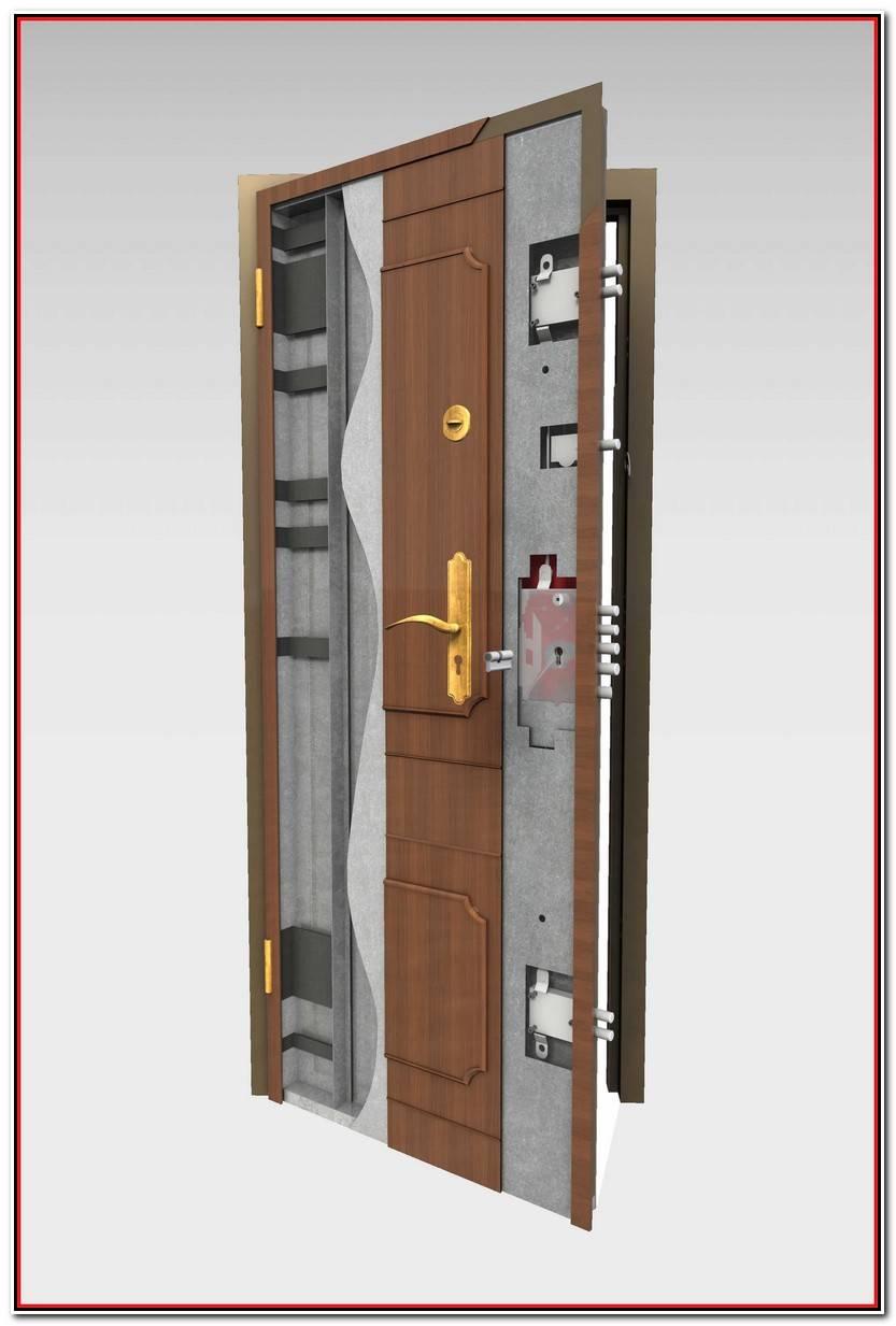 Elegante Cerradura Puerta Blindada Colección De Puertas Estilo