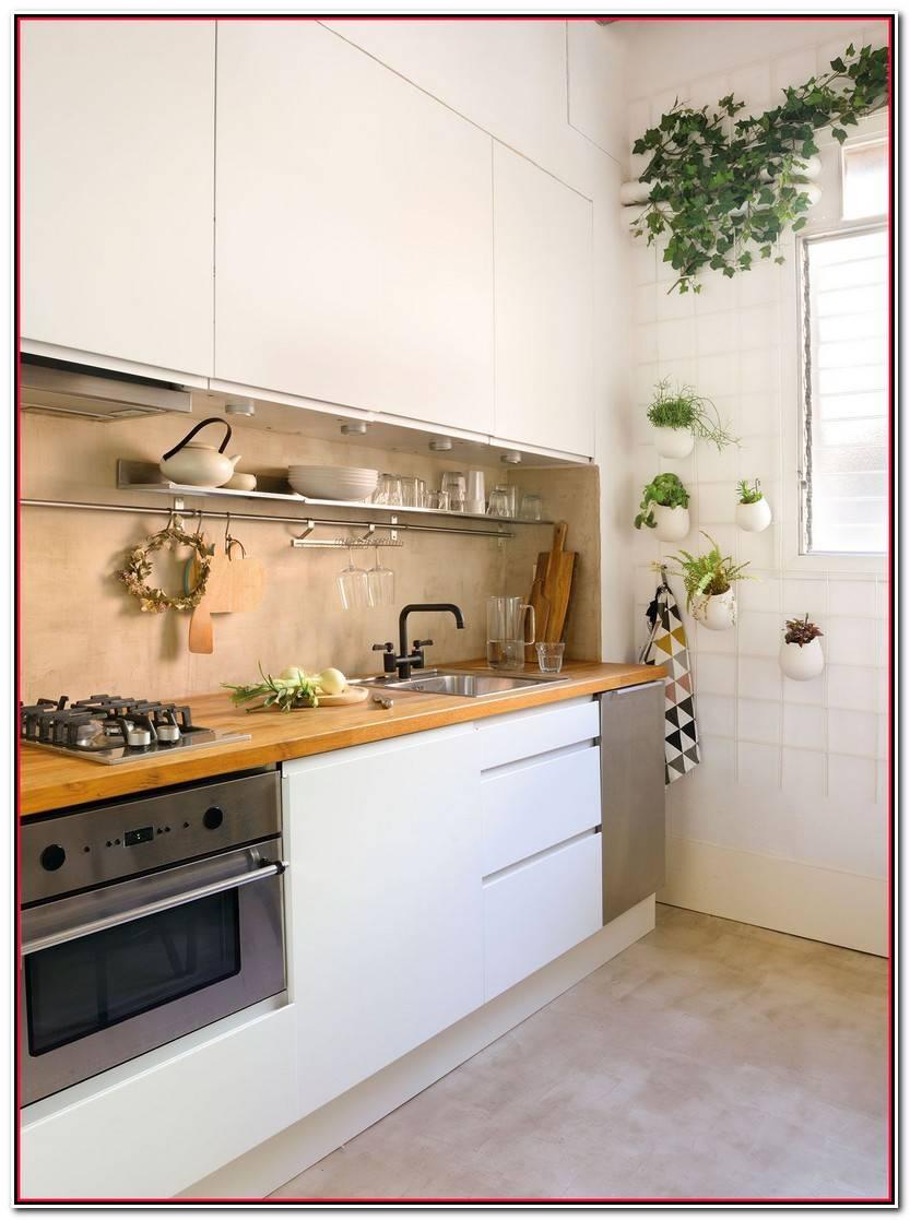 Elegante Cocina Encimera Imagen De Cocinas Accesorios