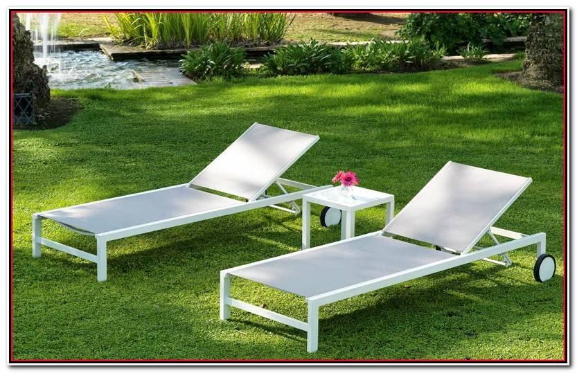 Elegante Colchonetas Para Tumbonas Jardin Fotos De Jardín Estilo