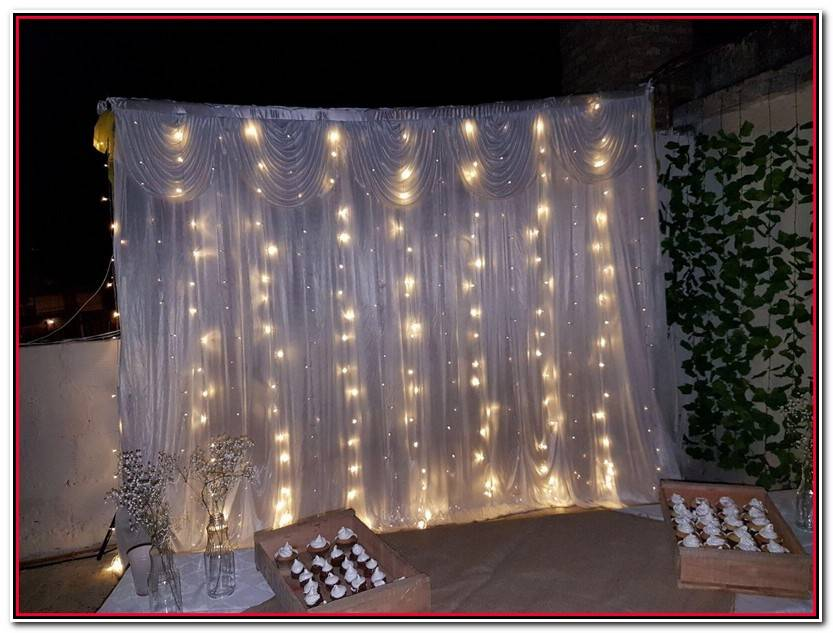 Elegante Cortina Luces Amazon Galer%C3%ADa De Cortinas Ideas