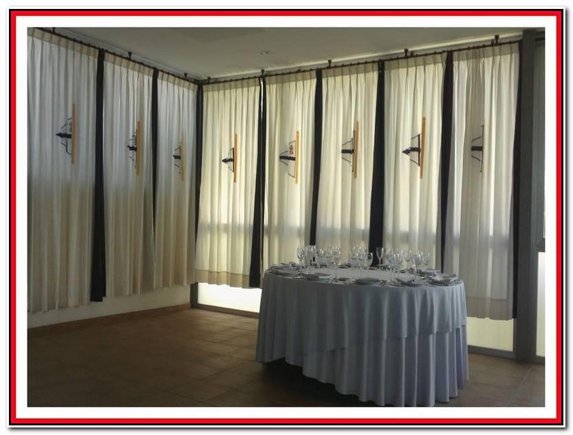 Elegante Cortinas Metalicas Decorativas Imagen De Cortinas Estilo