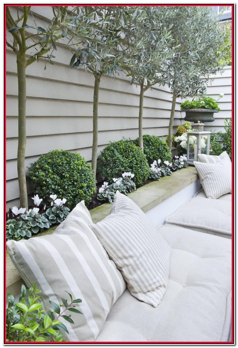 Elegante Decoración Jardines Colección De Jardín Estilo