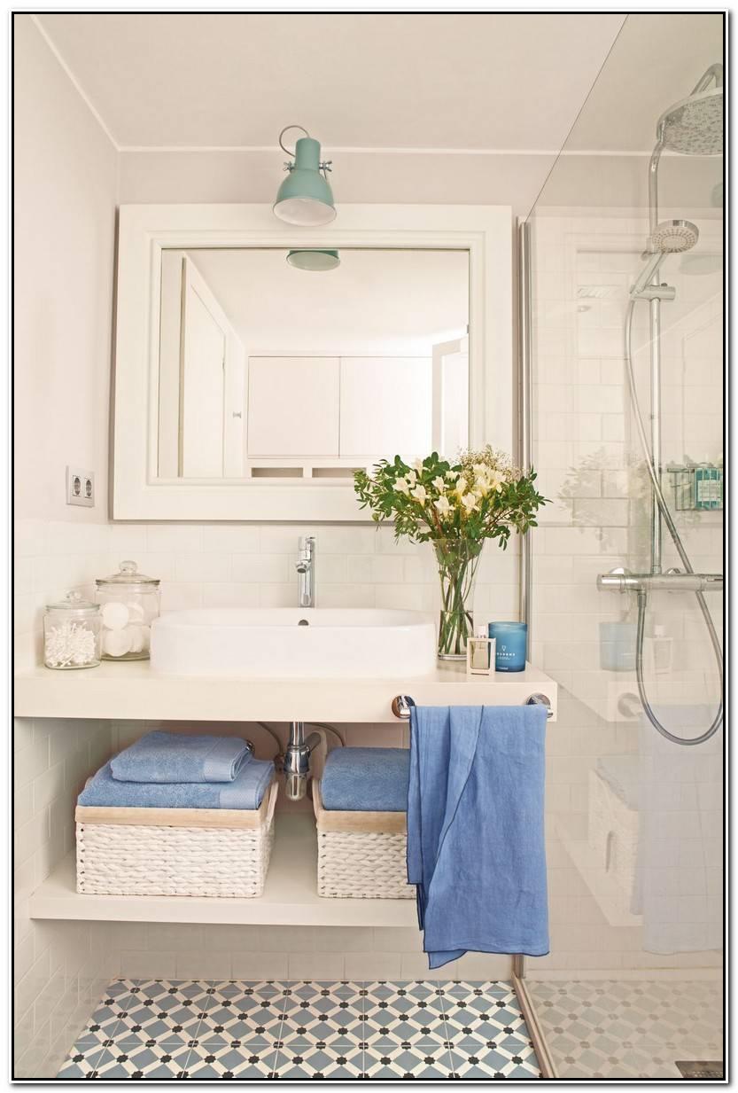 Elegante Focos Baño Fotos De Baños Estilo