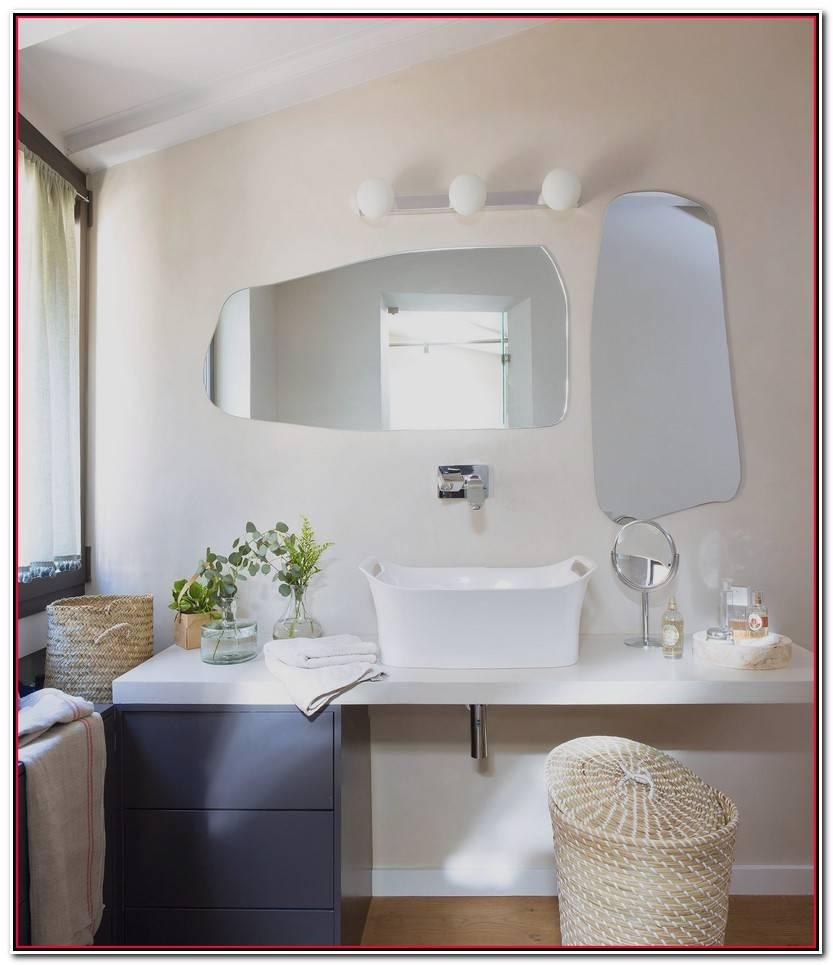 Elegante Focos Para Espejos De Baño Imagen De Baños Idea