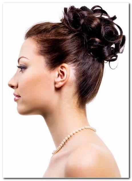 Elegante Frisuren Einfach