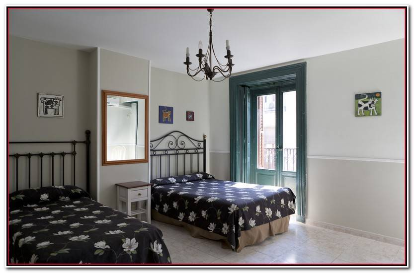 Elegante Habitación En Madrid Fotos De Habitaciones Decorativo