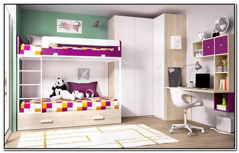 Elegante Habitaciones Pequeñas Con Literas Fotos De Habitaciones Estilo