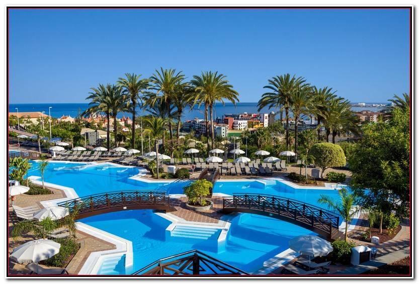 Elegante Hotel Jardines Del Teide Tenerife Fotos De Jardín Estilo