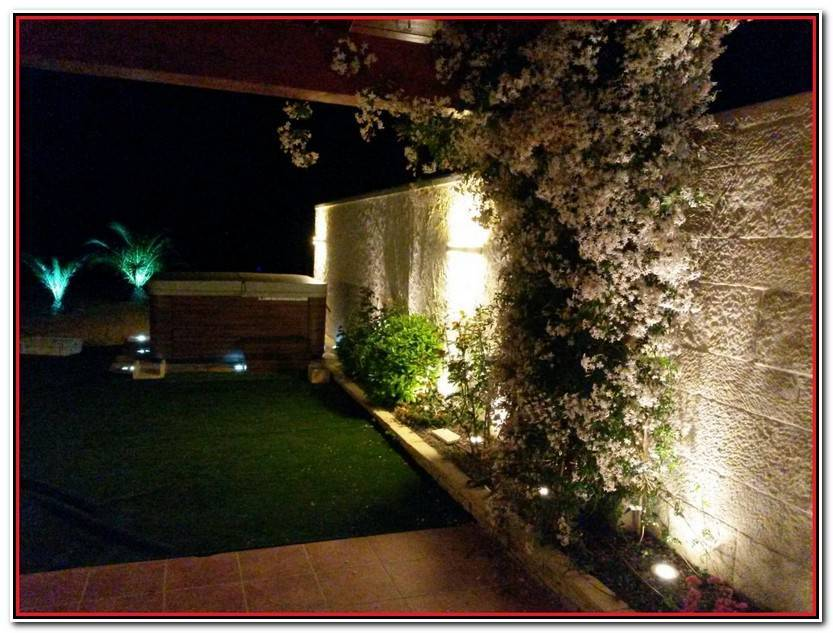 Elegante Luces De Jardin Galería De Jardín Idea
