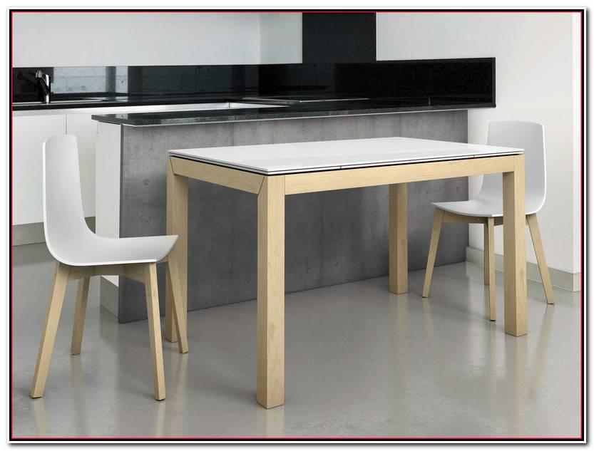 Elegante Mesa Cocina Estrecha Imagen De Mesas Accesorios