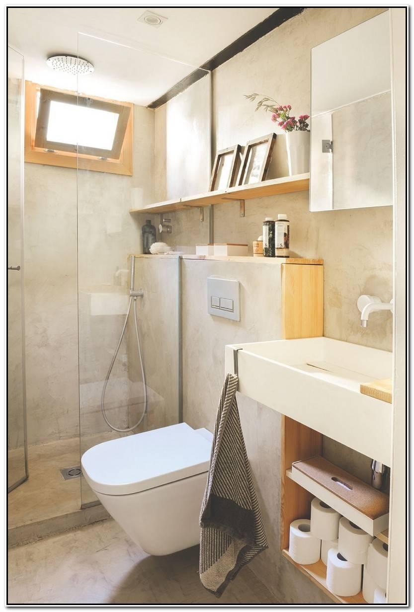 Elegante Microcemento Baños Fotos De Baños Estilo