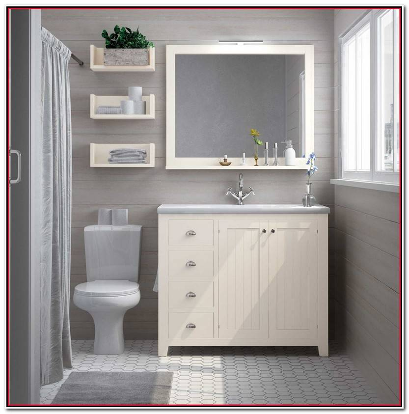 Elegante Mueble Baño Auxiliar Fotos De Muebles Decorativo