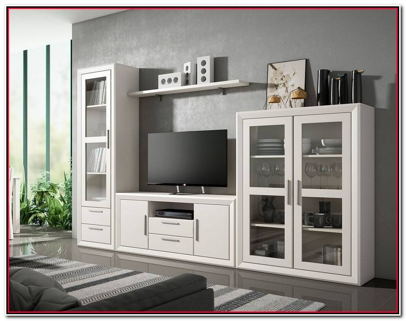 Elegante Mueble Modular Salon Imagen De Salon Decoración