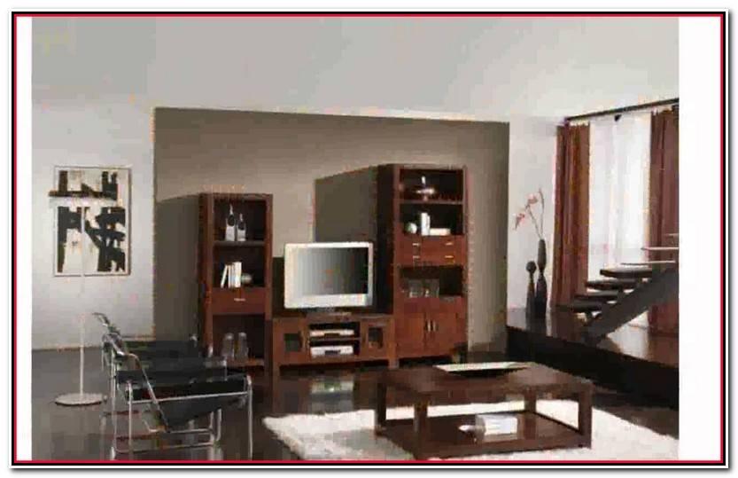 Elegante Mueble Para Salon Imagen De Salon Decoración