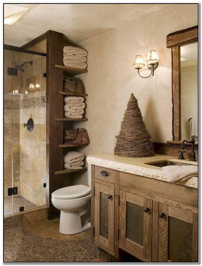 Elegante Muebles Baño Rusticos Fotos De Muebles Decoración