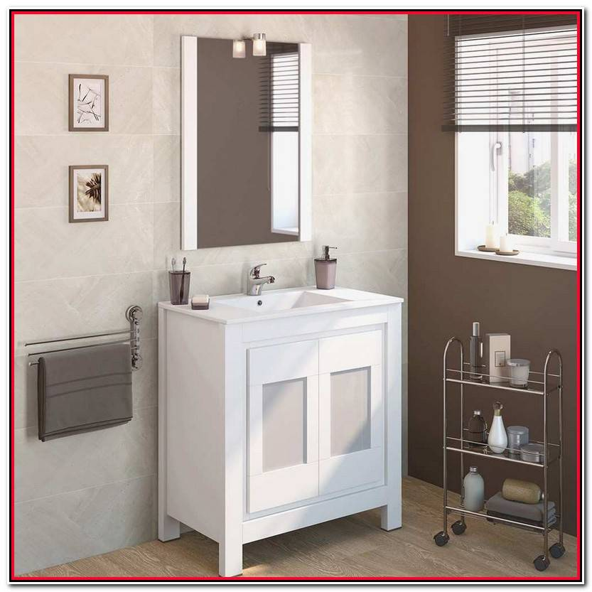Elegante Muebles De Baño De Leroy Merlin Colección De Muebles Accesorios