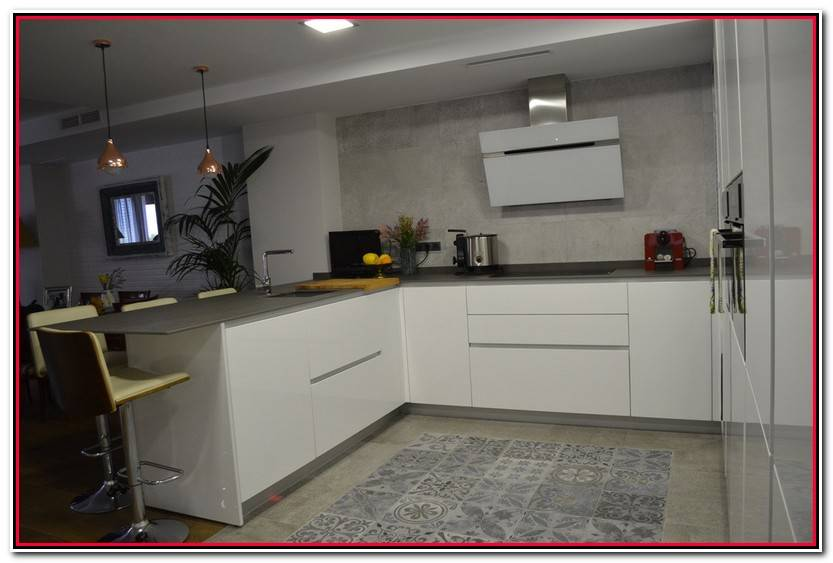 Elegante Muebles De Cocina Xey Imagen De Cocinas Estilo