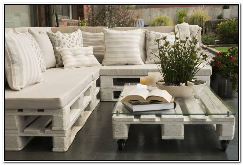 Elegante Muebles Exterior Palets Imagen De Muebles Estilo